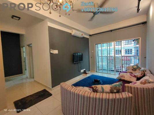 Condominium For Rent in BSP 21, Bandar Saujana Putra Freehold Fully Furnished 3R/2B 1.5k