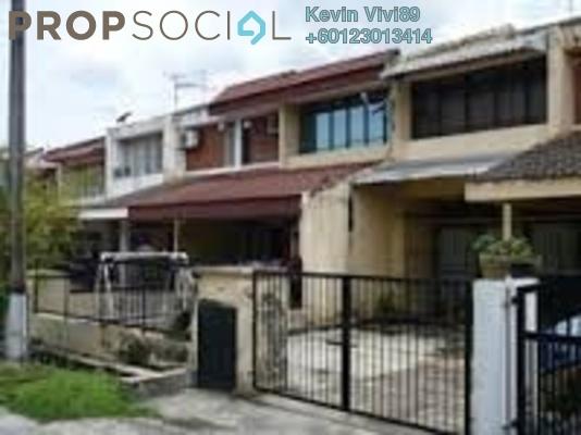 Condominium For Sale in Taman Maluri, Cheras Leasehold Unfurnished 3R/2B 400k
