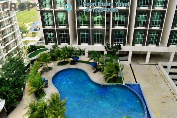 Duplex For Sale in Mutiara Ville, Cyberjaya Freehold Unfurnished 3R/2B 410k
