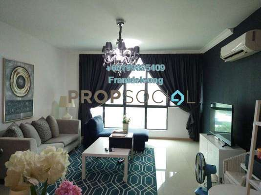 Condominium For Sale in Vista Alam, Shah Alam Freehold Fully Furnished 3R/2B 750k