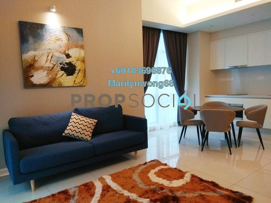 Condominium For Rent in Tribeca, Bukit Bintang Freehold Fully Furnished 1R/1B 6k