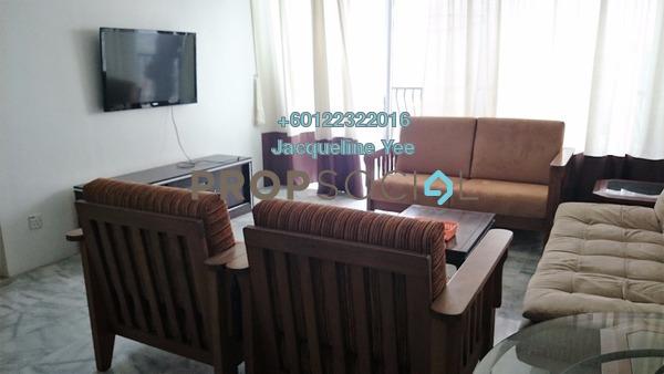 Condominium For Sale in Jasmine Towers, Petaling Jaya Freehold Semi Furnished 2R/2B 650k