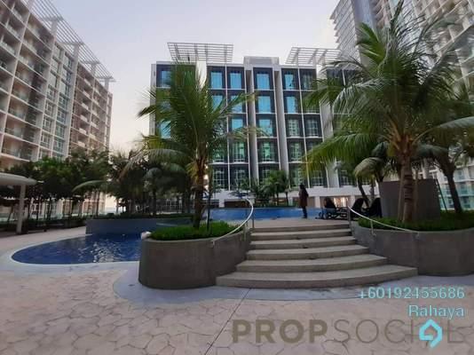 Duplex For Sale in Mutiara Ville, Cyberjaya Freehold Semi Furnished 3R/2B 410k