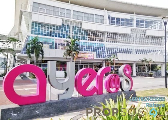 Office For Sale in Ayer@8, Putrajaya Freehold Unfurnished 0R/0B 2.6m