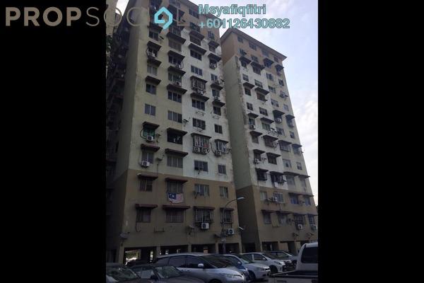 Apartment For Sale in Sentul Murni, Sentul Leasehold Unfurnished 3R/2B 190k