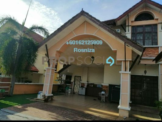 Bungalow For Sale in Seksyen 1, Bandar Baru Bangi Leasehold Unfurnished 6R/4B 1.16m
