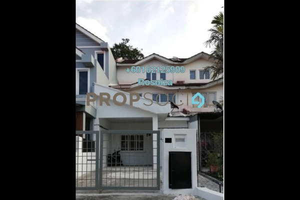 Terrace For Sale in Seksyen 4, Bandar Baru Bangi Freehold Unfurnished 4R/3B 515k