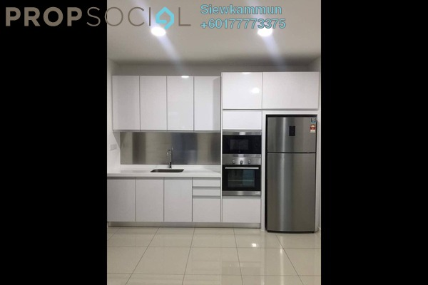 Condominium For Rent in EcoSky, Kuala Lumpur Freehold Fully Furnished 3R/2B 2.4k