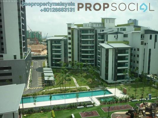 Condominium For Rent in Serin Residency, Cyberjaya Freehold Semi Furnished 3R/2B 1.9k