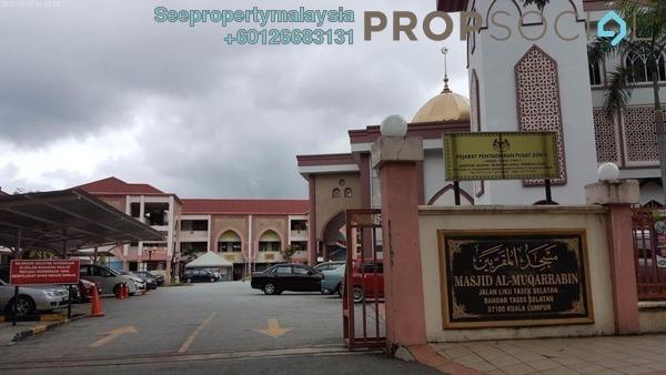 Condominium For Rent in Jalan Tasik Selatan, Bandar Tasik Selatan Freehold Fully Furnished 3R/2B 1k