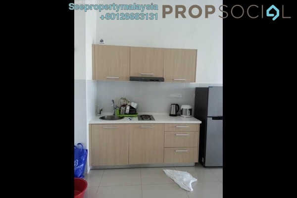 Condominium For Rent in D'Pulze Residence, Cyberjaya Freehold Semi Furnished 1R/1B 1.3k