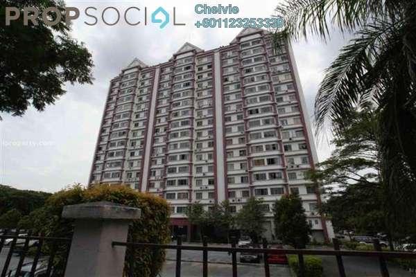 Condominium For Rent in Danau Impian, Taman Desa Leasehold Semi Furnished 3R/2B 1.7k