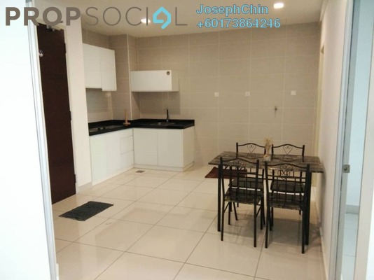 SoHo/Studio For Rent in Central Residence, Sungai Besi Freehold Fully Furnished 2R/1B 1.4k