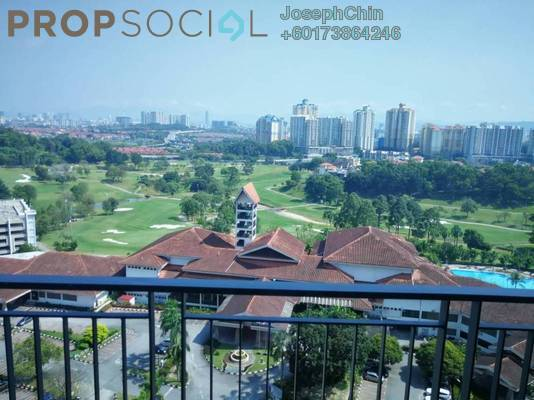 Condominium For Sale in The Link 2 @ Bukit Jalil, Bukit Jalil Freehold Unfurnished 1R/1B 500k