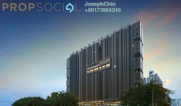 SoHo/Studio For Sale in M City, Ampang Hilir Freehold Semi Furnished 1R/1B 580k