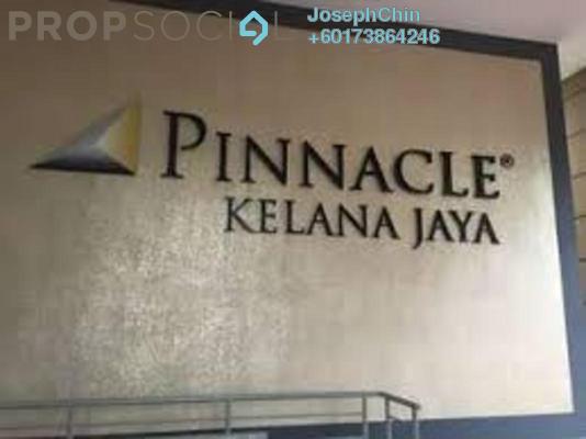 Duplex For Rent in Pinnacle, Kelana Jaya Freehold Semi Furnished 2R/2B 1.2k