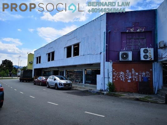Shop For Rent in Taman Ehsan, Kepong Freehold Unfurnished 0R/0B 14k
