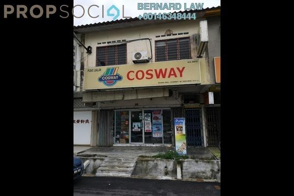 Shop For Rent in Taman Desa Jaya, Kepong Freehold Unfurnished 0R/0B 3.6k