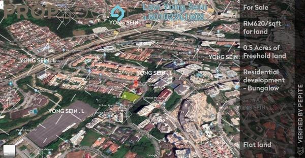 Land For Sale in Jalan Bangsar, Kuala Lumpur Freehold Unfurnished 0R/0B 13.5m