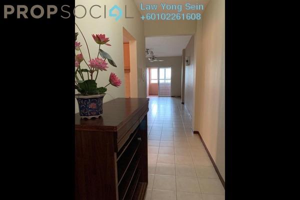 Condominium For Rent in Paradesa Tropika, Bandar Sri Damansara Freehold Semi Furnished 3R/2B 1.2k