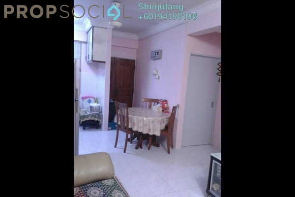 Apartment For Sale in Desa Rahmat Apartment, Relau Freehold Fully Furnished 3R/2B 260k