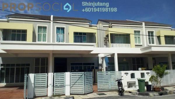 Terrace For Sale in Springtide Homes, Balik Pulau Freehold Unfurnished 4R/3B 750k