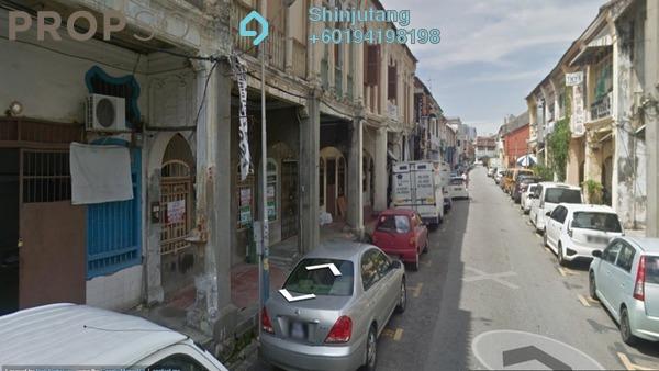 Shop For Rent in Lebuh Melayu, Georgetown Freehold Unfurnished 0R/0B 1.8k