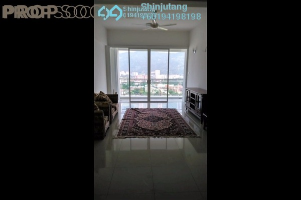 Condominium For Rent in Shineville Park, Farlim Freehold Fully Furnished 4R/2B 1.8k