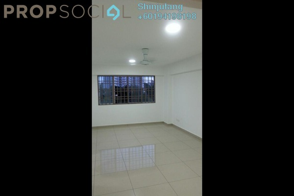 Apartment For Sale in Nibong Indah, Sungai Nibong Freehold Unfurnished 3R/2B 330k