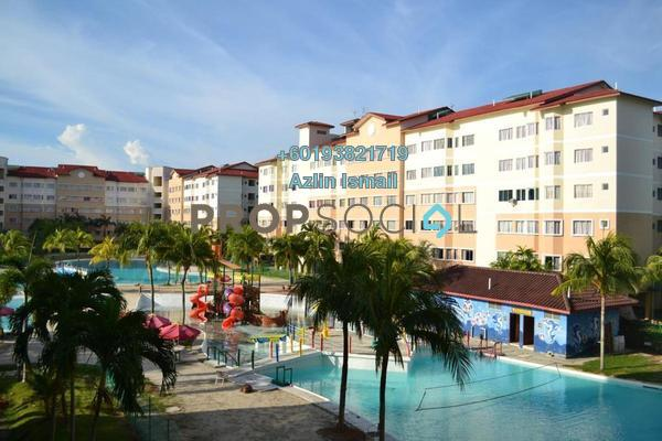 Apartment For Sale in PD Tiara Bay Apartment, Port Dickson Freehold Fully Furnished 1R/1B 100k