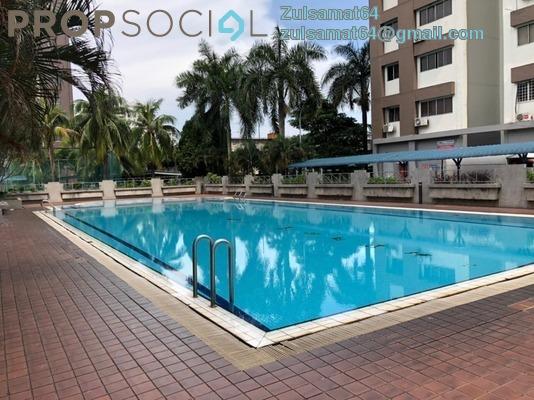 Condominium For Sale in Sri Angsana Hilir, Desa Pandan Freehold Unfurnished 3R/2B 290k