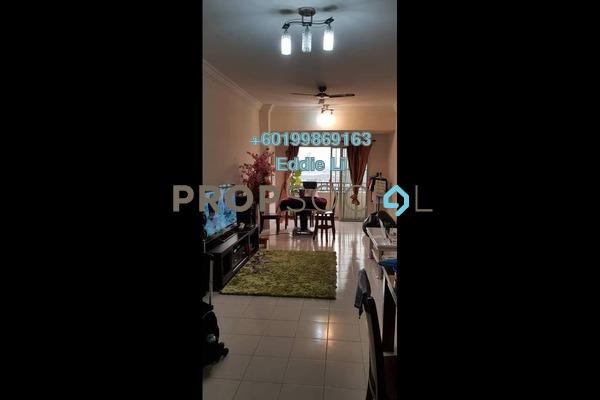 Apartment For Sale in Vista Mutiara, Kepong Leasehold Semi Furnished 3R/2B 400k