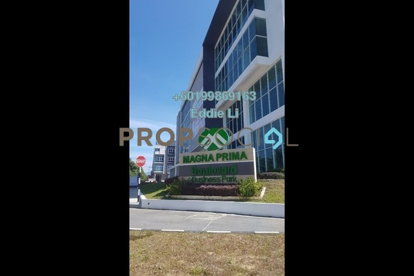 Office For Rent in Boulevard Business Park, Jalan Ipoh Freehold Unfurnished 0R/2B 2k
