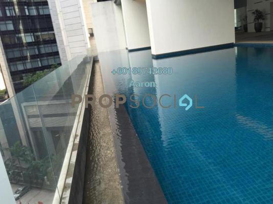 Condominium For Rent in Binjai 8, KLCC Freehold Semi Furnished 1R/1B 3.2k