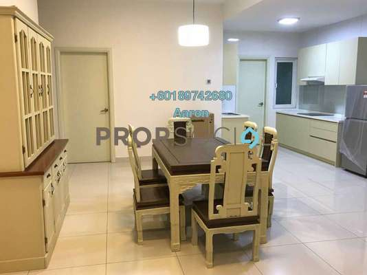Condominium For Rent in Crest Jalan Sultan Ismail, KLCC Freehold Fully Furnished 2R/2B 5.3k