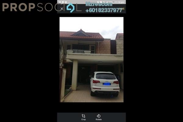 Terrace For Sale in Bukit Wangsamas, Wangsa Maju Freehold Semi Furnished 7R/4B 1.55m