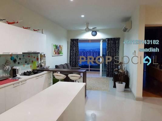 Condominium For Sale in Oasis Ara Damansara, Ara Damansara Freehold Fully Furnished 2R/2B 700k