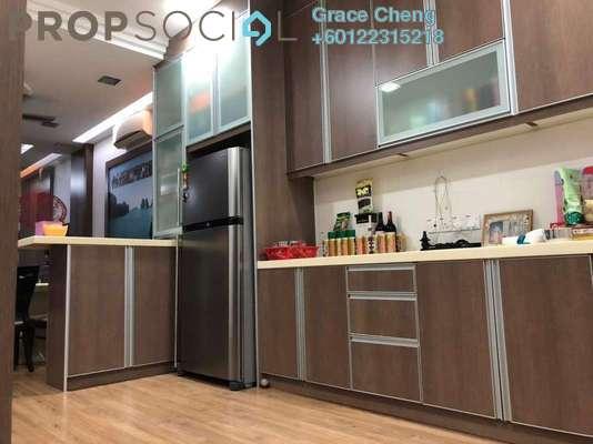 Terrace For Sale in Bukit Sungai Long 2, Bandar Sungai Long Freehold Semi Furnished 4R/3B 950k