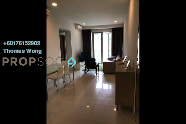 Serviced Residence For Rent in Marc Service Residence, KLCC Freehold Fully Furnished 2R/2B 4k