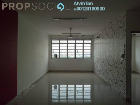 Condominium For Rent in 228 Selayang Condominium, Selayang Freehold Semi Furnished 3R/2B 1.25k