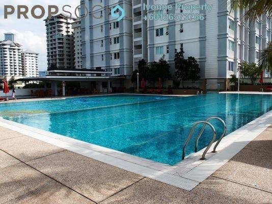 Condominium For Rent in Mutiara Upper East, Desa Pandan Leasehold Fully Furnished 3R/3B 4.2k
