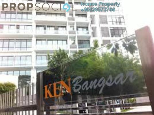 Condominium For Sale in Ken Bangsar, Bangsar Freehold Semi Furnished 4R/4B 2.86m