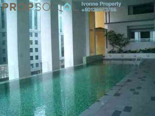 Condominium For Rent in 2 Hampshire, KLCC Freehold Fully Furnished 3R/4B 6.5k