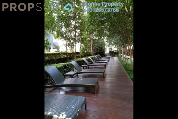 Condominium For Rent in Hampshire Place, KLCC Freehold Fully Furnished 2R/2B 5k