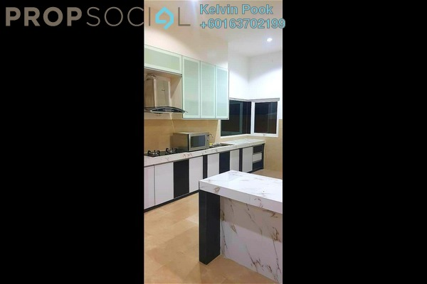 Bungalow For Sale in Garden Residence, Cyberjaya Freehold Fully Furnished 5R/5B 1.7m