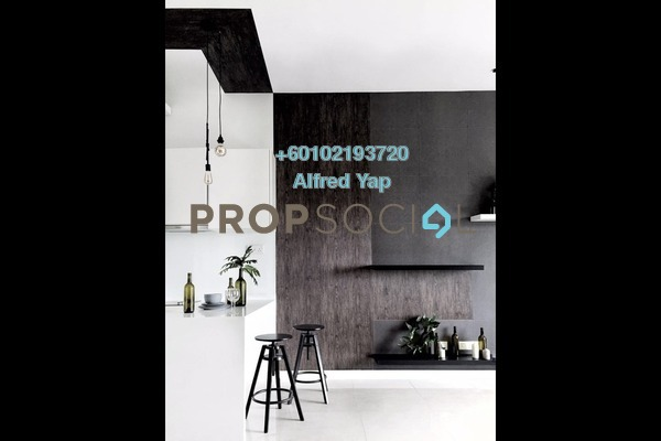 Condominium For Rent in The Horizon Residences, KLCC Freehold Fully Furnished 0R/0B 3k