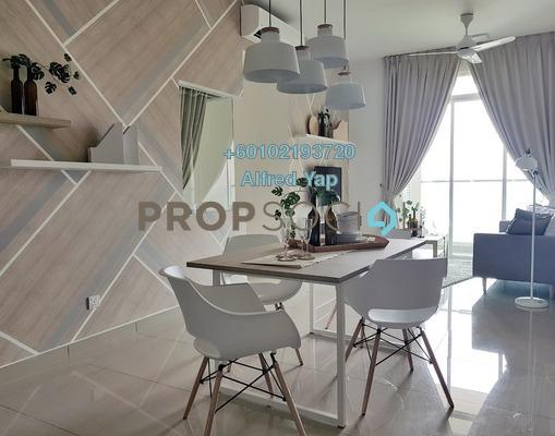 Condominium For Rent in Mutiara Ville, Cyberjaya Freehold Fully Furnished 3R/2B 2.2k