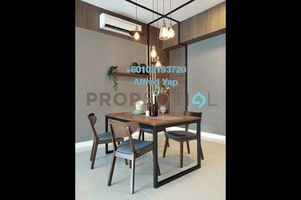 Condominium For Rent in Reflection Residences, Mutiara Damansara Freehold Fully Furnished 3R/2B 4.2k