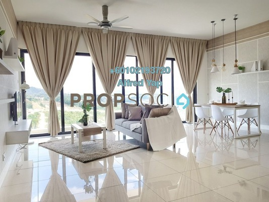Condominium For Rent in CloudTree, Bandar Damai Perdana Freehold Fully Furnished 3R/2B 2.8k