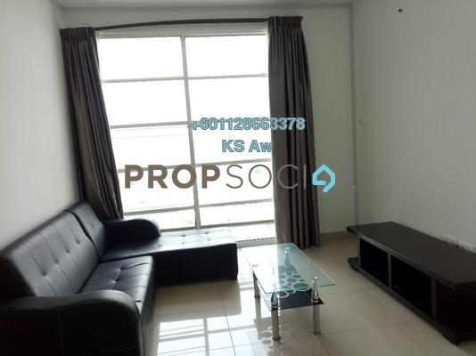Condominium For Rent in Horizon Residence, Bukit Indah Freehold Fully Furnished 3R/2B 1.9k